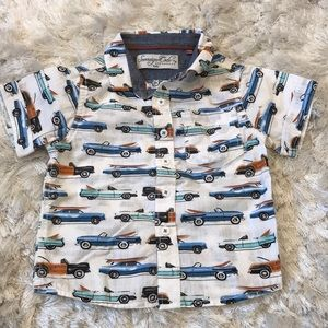 Sovereign Code Baby Boy Button Down, 12M